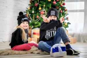 Детские шапки и толстовки Sergiev Posad Загорский Стиль Сергиев Посад