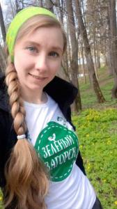 Напечатать футболки с логотипом для волонтёров Сергиев Посад